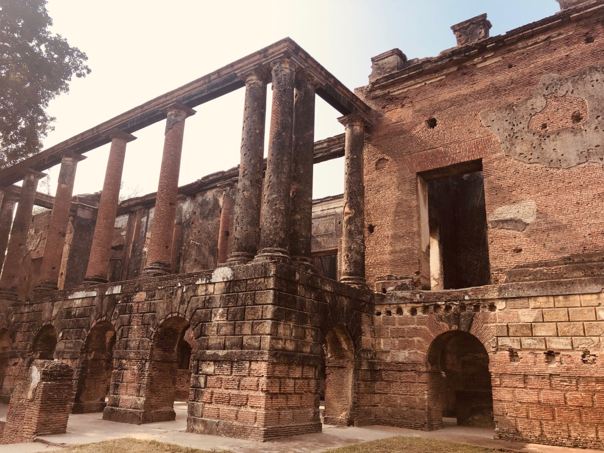 Lucknow Travelogue : Day 2: 19/1/2019