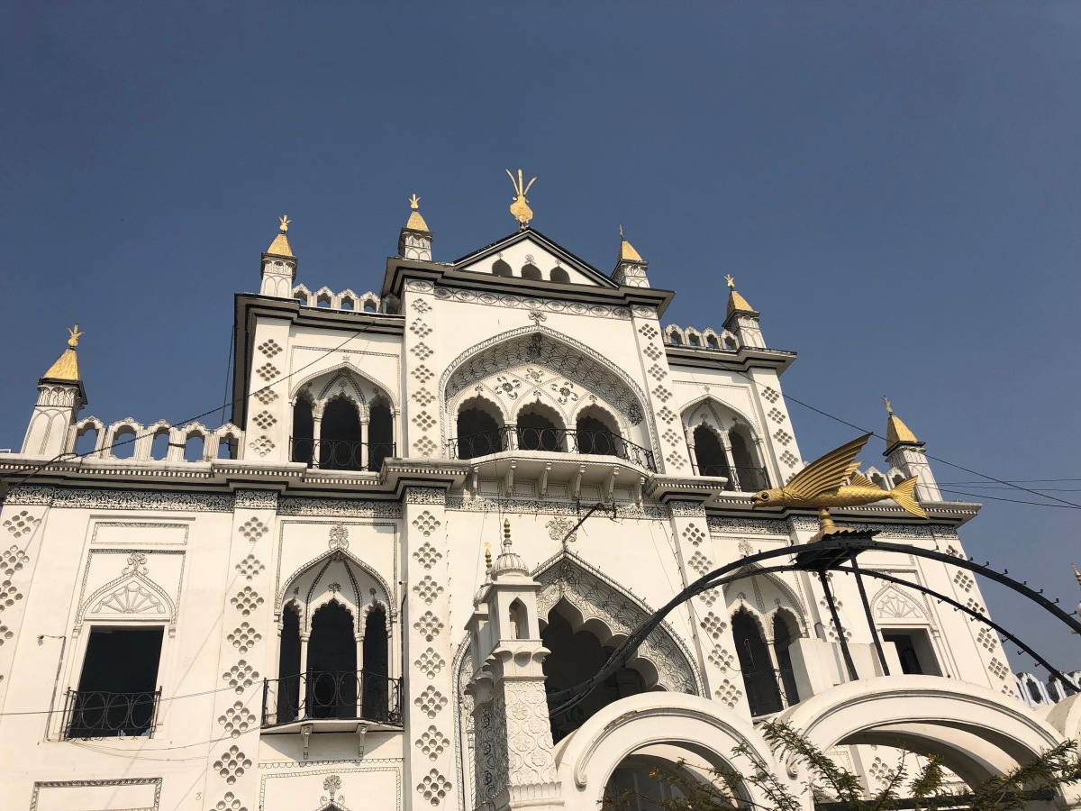 Lucknow Travelogue- DAY 1 : 18/1/2019