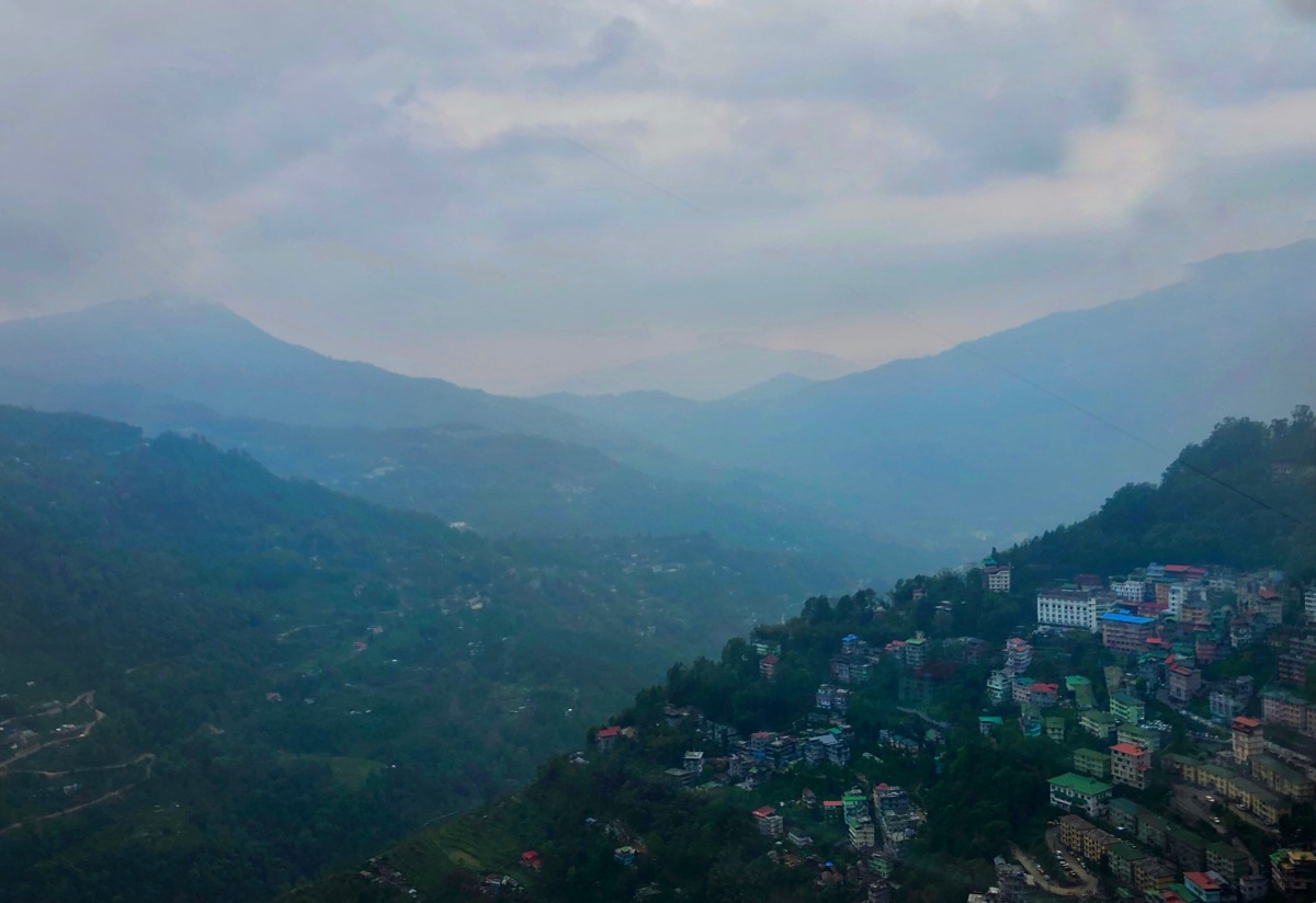 Gangtok Diaries: Day Trip - 16/4/2019